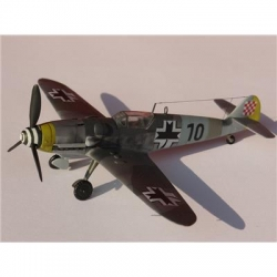 Model do sklejania Messerschmitt BF-109G Croatian-15696