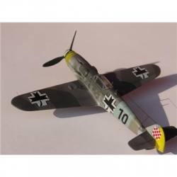 Model do sklejania Messerschmitt BF-109G Croatian-15697
